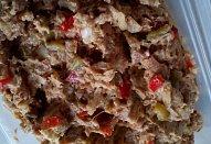 Pomazánka z pečeného vepřového masa
