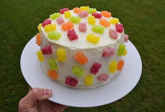 Mrkvový dort Pedro