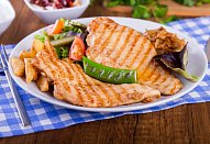 Řecká marináda na grilované maso - Moschári