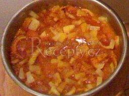 Grilované kuřecí s ananasem a chilli