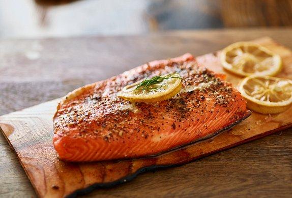 Rychle, zdravě a chutně losos