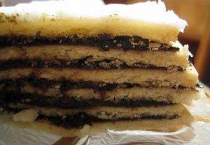 Vinetarta - islandský vánoční dort