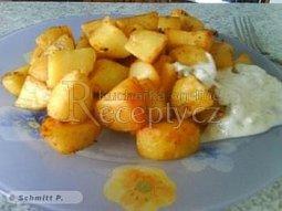 Atlasovy řecké patates sto fourno