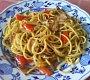 Špagety z pánve
