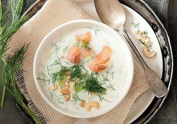 Osvěžující polévky