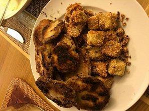 Vegetariánské kari s kurkumou, sójovými boby a batáty