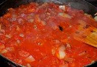 Rajčatová omáčka na pizzu