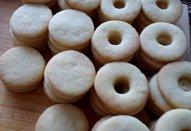 Linecké cukroví - krémové