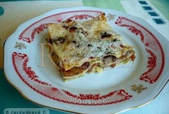 Lasagne pana Monte Castelloniho