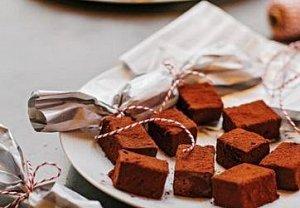 Čokoládové marshmallows