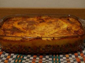 Shepherd's pie (ovčákův koláč)