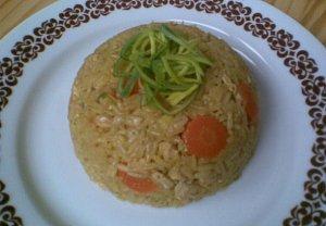 Masové nudličky v jasmínové rýži