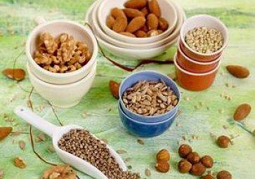 Rozlouskněte tajemství ořechů a semínek