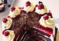 Senzační schwarzwaldský dort