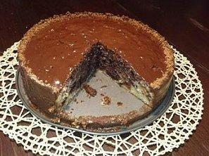 Bábovkový dort