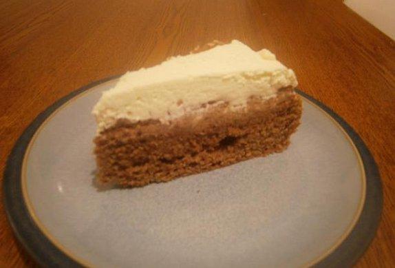 Nutelový dort II.