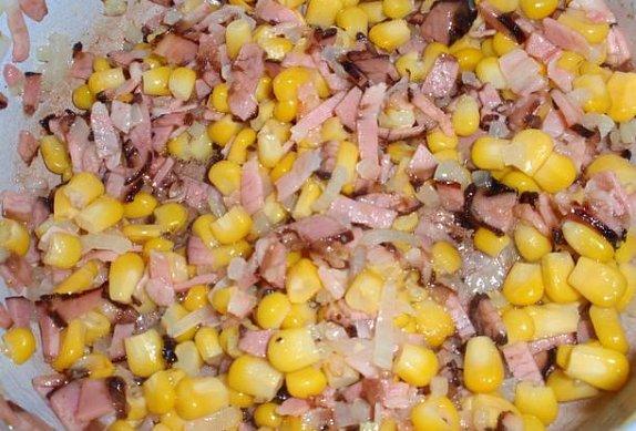 Blesková omáčka (nejen) s kukuřicí - rychle a chutně