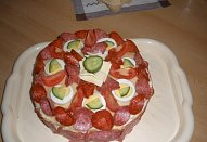 Slaný dort II.