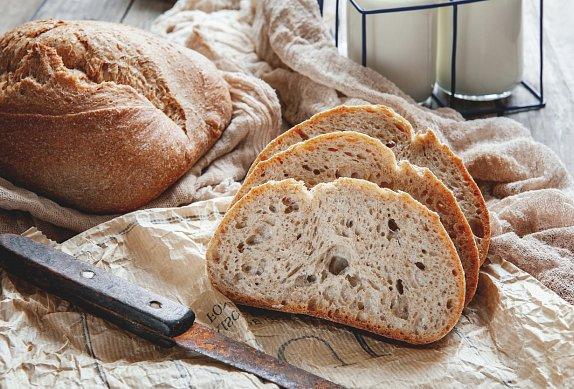 Kváskový chleba základní