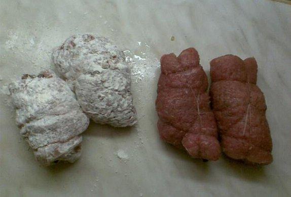 Závitky s cibulovou náplní