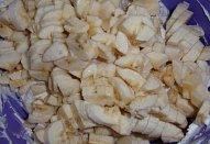 Banánové Margot řezy