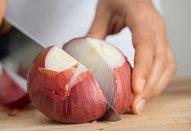 Pikantní hrášková polévka s kokosovým mlékem