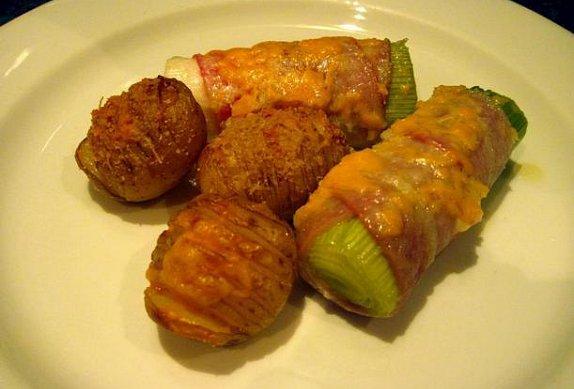 Osedlané brambory