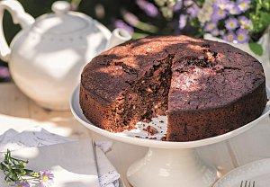 Čokoládová buchta z cukety