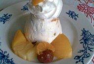 Ovoce v jogurtovém želé