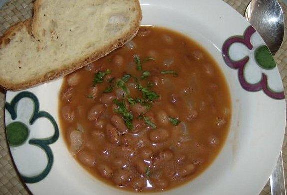 Bretaňské fazole photo-0