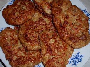 Bramboráky z chleba