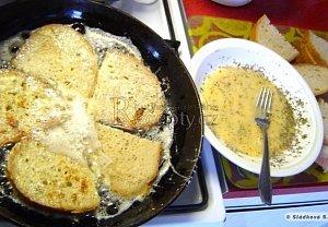 Chléb ve vajíčku