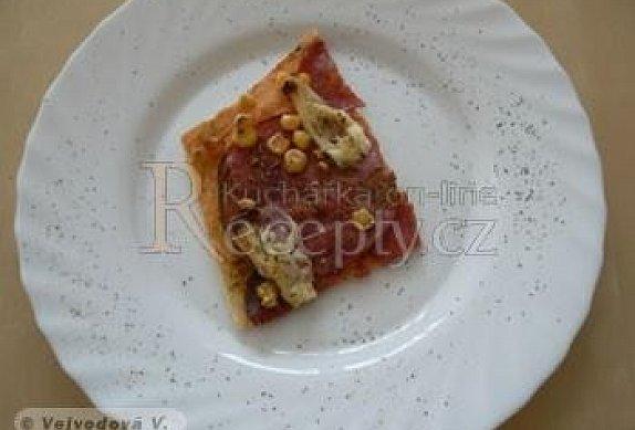 Pizza na plech photo-0