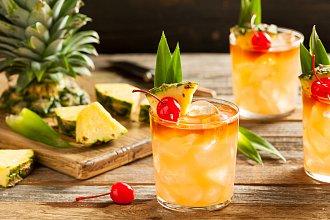 Recept na Mai Tai drink – postup přípravy, suroviny a více variant receptu