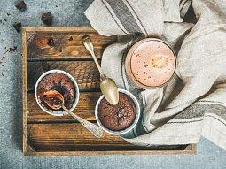 Pečená čokoláda