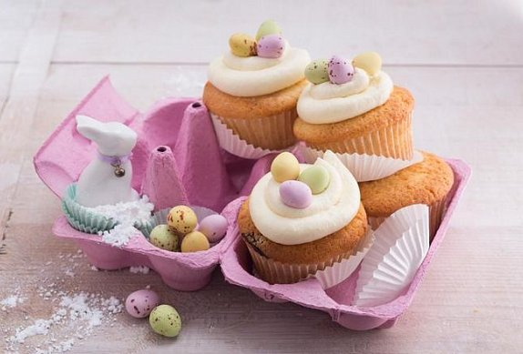 Velikonoční muffiny photo-0