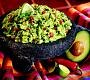 Mexický předkrm Guacamole