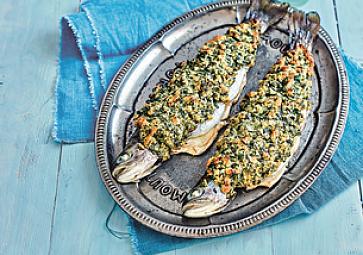 Čerstvé ryby téměř bez tuku? Ochutnejte klasiku českých vod!